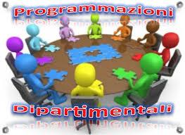 Programmazioni dipartimentali