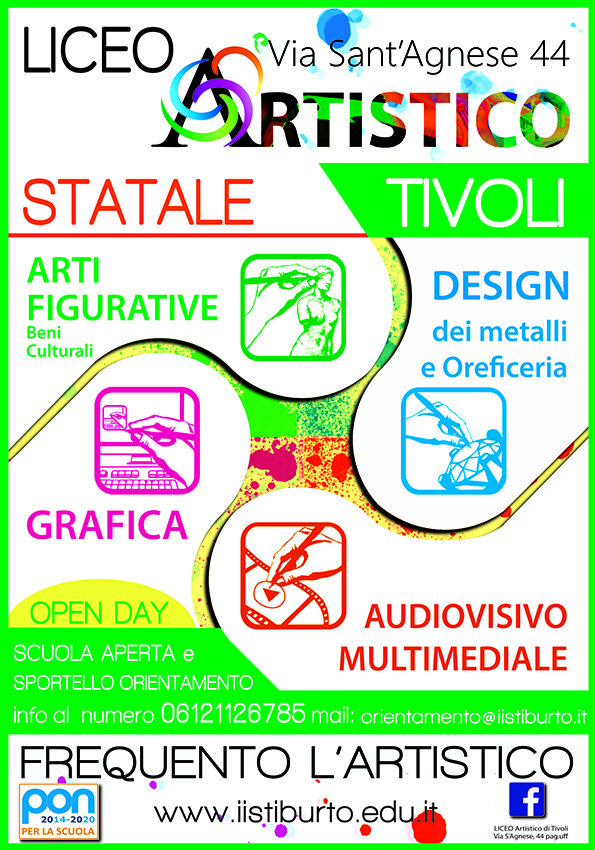 Open Day Liceo Artistico